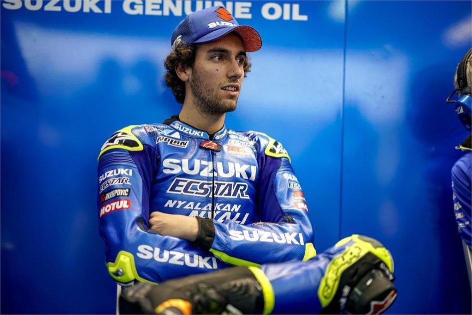"MotoGP: Rins: ""Senza Iannone avrò le stesse responsabilità"""