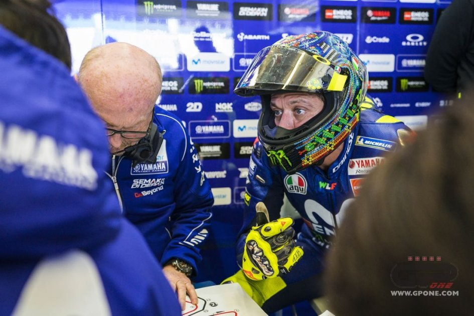 """MotoGP: Rossi: """"Vinales optimistic? I can only hope he's right"""""""