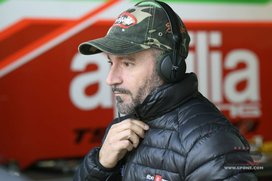 "News: Biaggi: ""After my accident I realised what was important"""