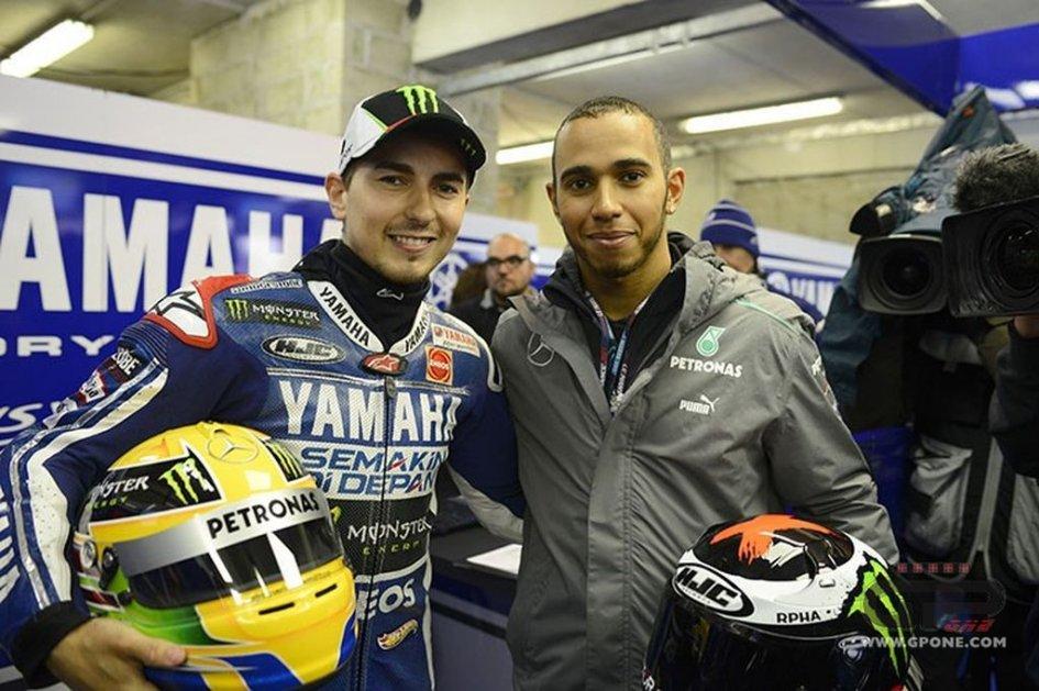 """News: Lorenzo: """"Per me la F1 è un sogno, ma solo per divertirmi"""""""