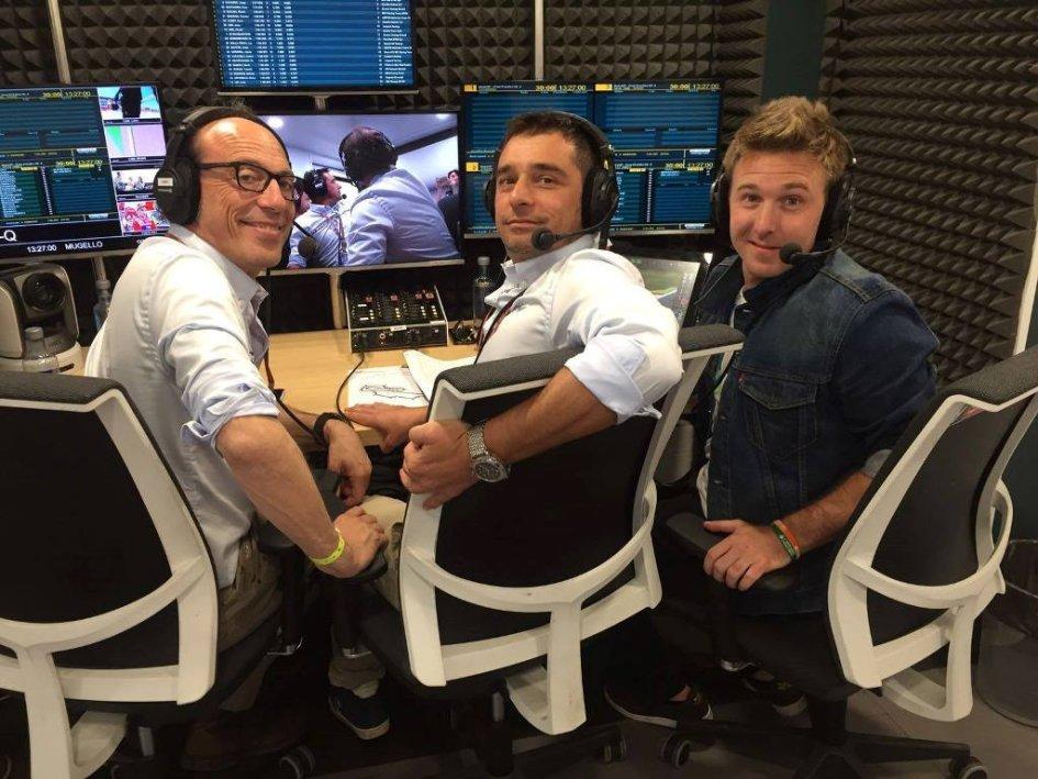 News: Meda-Valsecchi, sfida in famiglia per Sky al Monza Rally