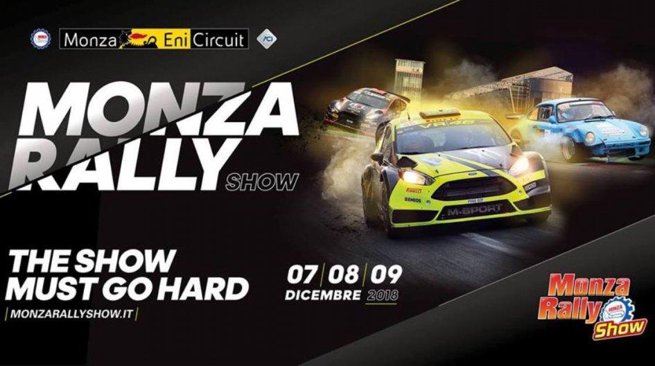 News: Monza Rally Show: gli orari in tv, programma e biglietti