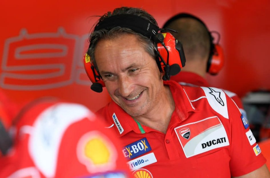 News: The paddock mourns Silvio Sangalli