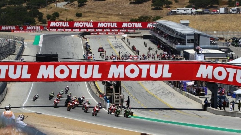SBK: A Christmas gift! Laguna Seca is confirmed for 2019