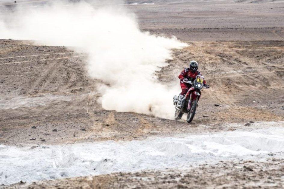 Dakar: Magico Brabec, conquista tappa e vetta della generale
