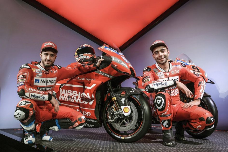 "MotoGP: Petrucci: ""Dovizioso and I need each other"""