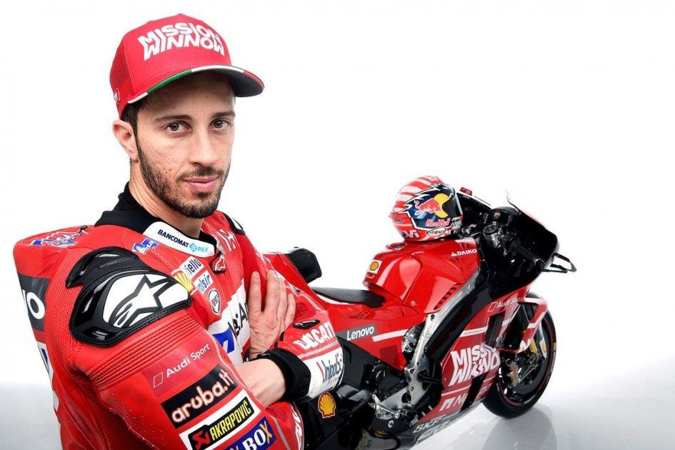 """MotoGP: Dovizioso: """"Essere prima o seconda guida non mi ha mai fatto effetto"""""""