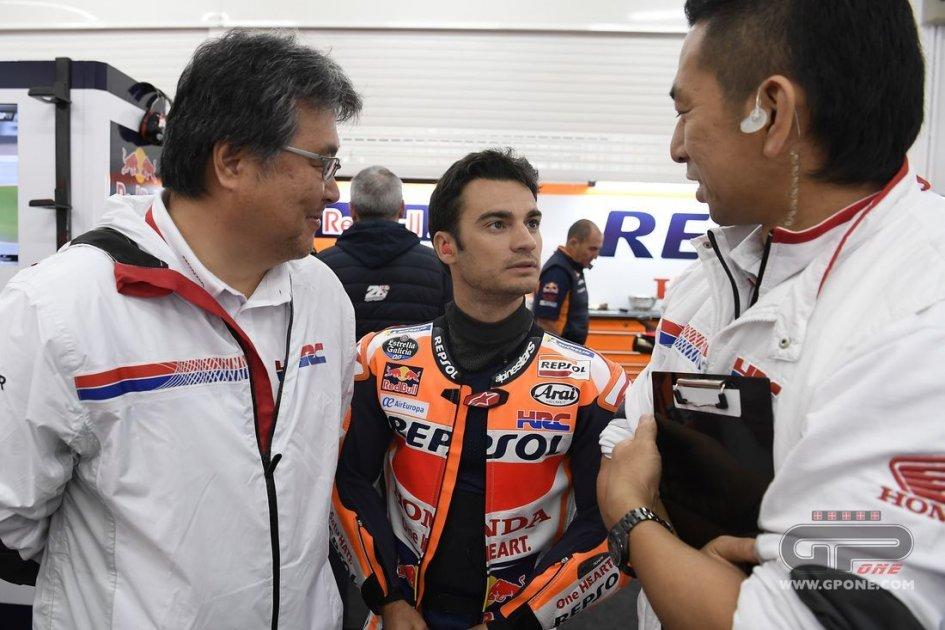 "MotoGP: Pedrosa: ""Honda considers me too small to be test rider"""