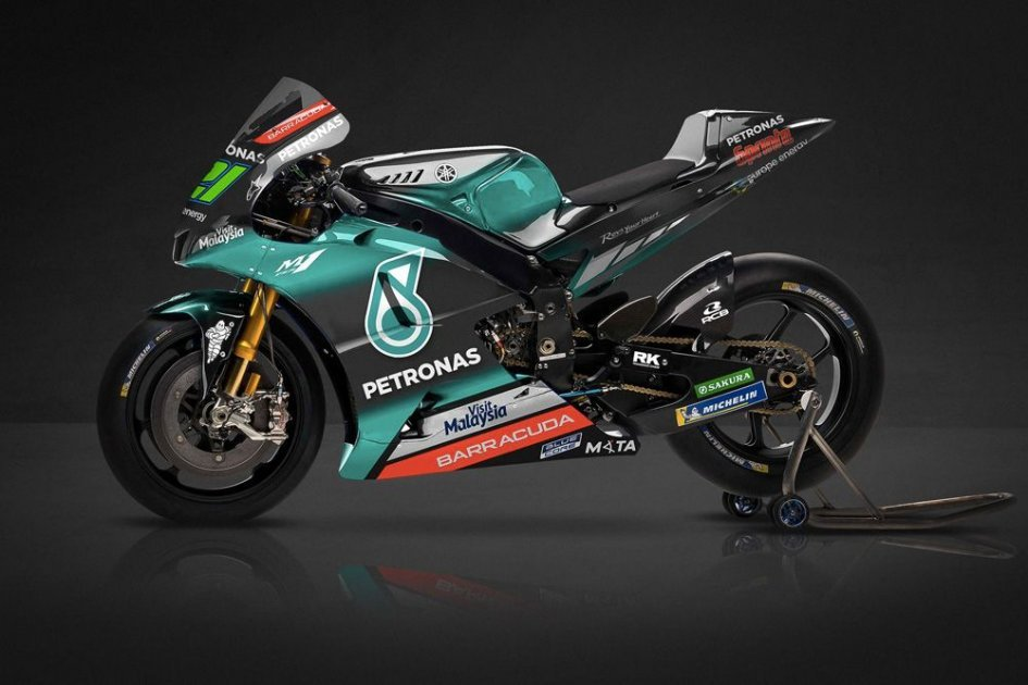 "MotoGP: Introducing the Petronas team's Yamaha: ""we are chasing a dream"""