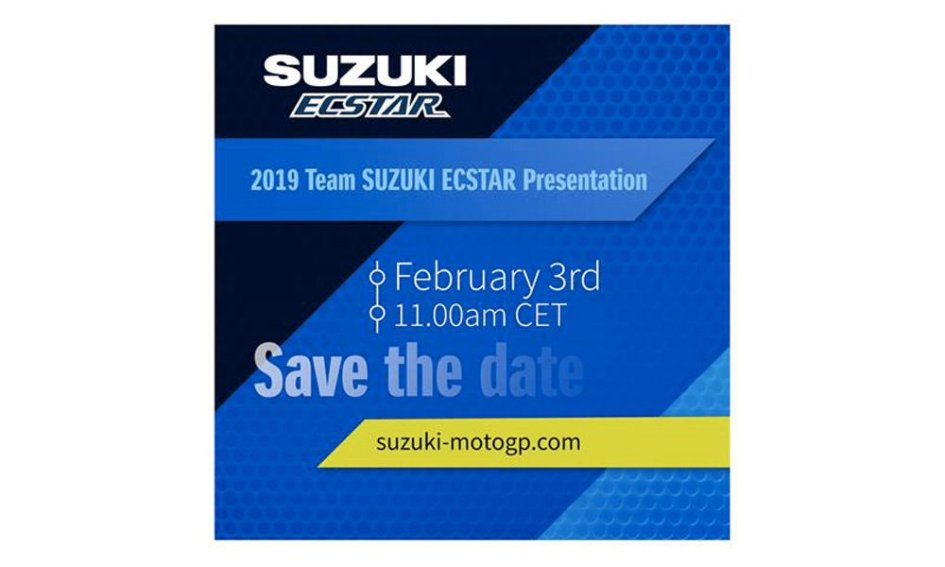 MotoGP: Suzuki at Sepang on Sunday