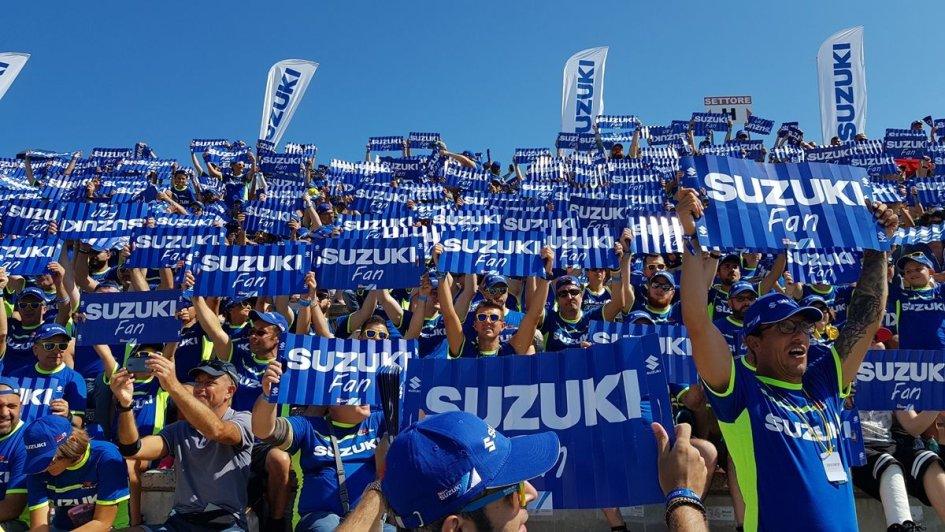 MotoGP: Suzuki in prima fila al Gran Premio del Mugello