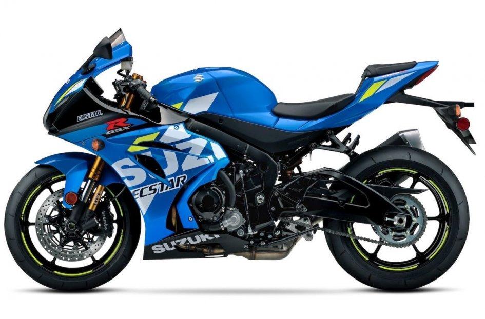 News Prodotto: Suzuki: nuovo SR-VVT per la GSX-R 1000?