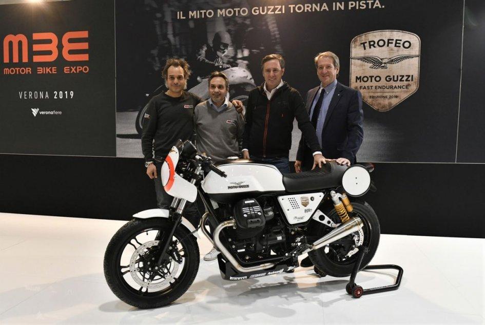 News: Moto Guzzi Fast Endurance: tutte le info su date e prezzi