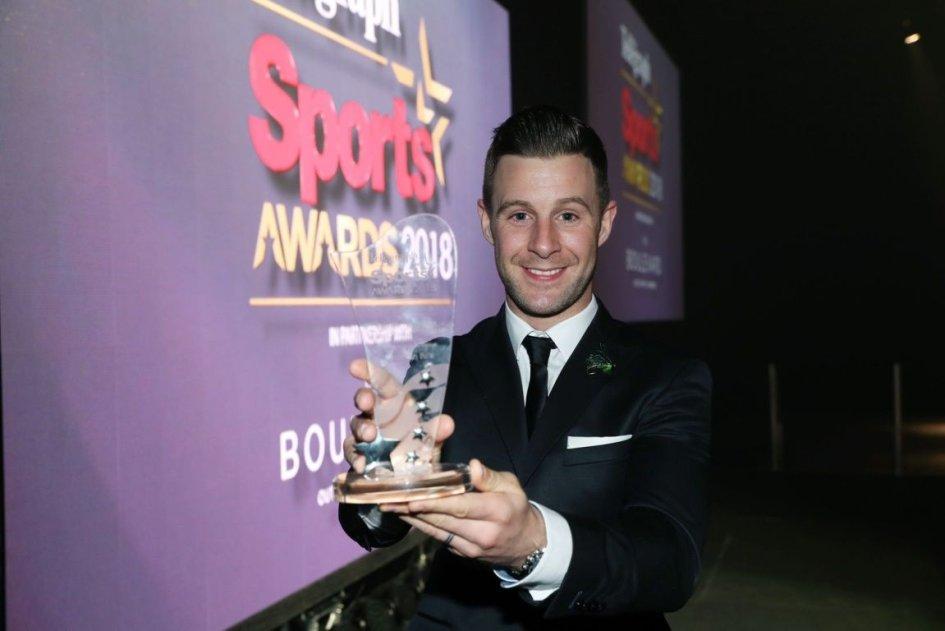SBK: Johnny Rea: è lui lo sportivo dell'anno in Nord Irlanda