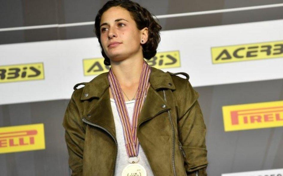 """SBK: Ana Carrasco in lizza per il premio """"Rivelazione dell'anno"""""""