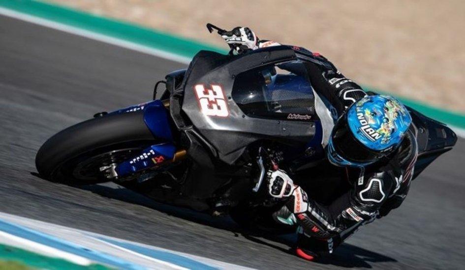 SBK: Rea fermo al box, Melandri svetta a Jerez