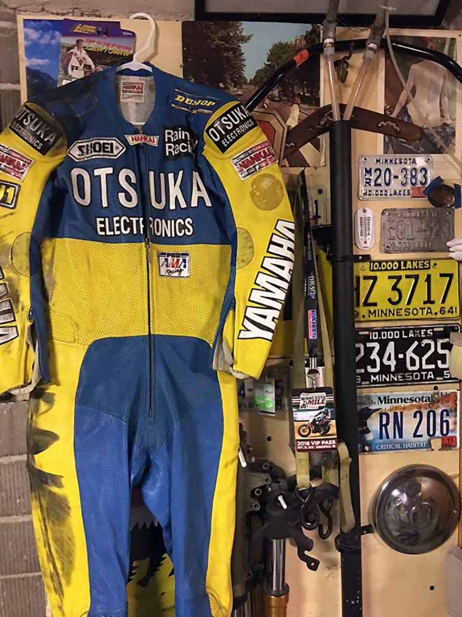 MotoGP: Roberts Junior sells his suit to help Kenny Noyes