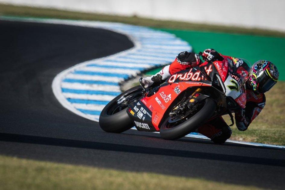 """SBK: Davies: """"Per migliorare ho rivoluzionato la moto"""""""