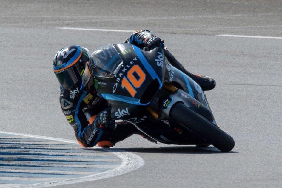 Moto2: A Jerez inizia la caccia alle corone di Bagnaia e Martin