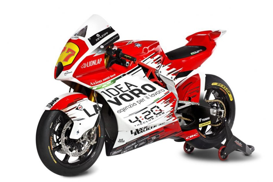 Moto2: MV Agusta returns to the World Championship after 42 years: Here's the F2