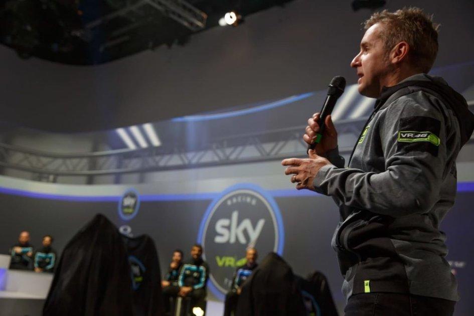MotoGP: Locatelli: i giovani piloti devono prendere esempio da Rossi