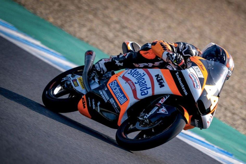 Moto3: Il Max Racing Team svela i suoi colori a Jerez