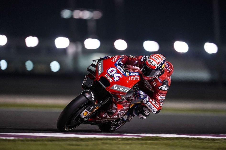 """MotoGP: Dovizioso: """"Siamo competitivi, ma non voglio pensarci troppo"""""""