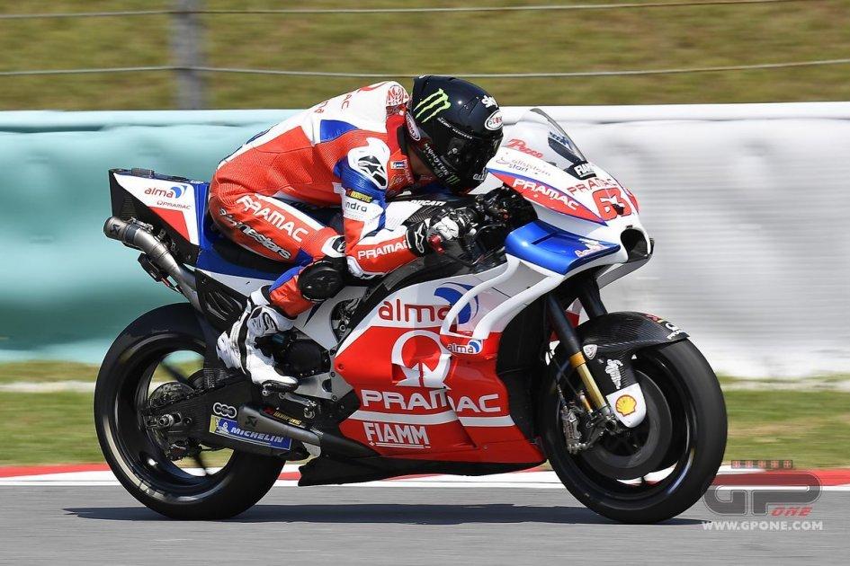 "MotoGP: Bagnaia: ""Un giro record? No, c'è ancora margine"""