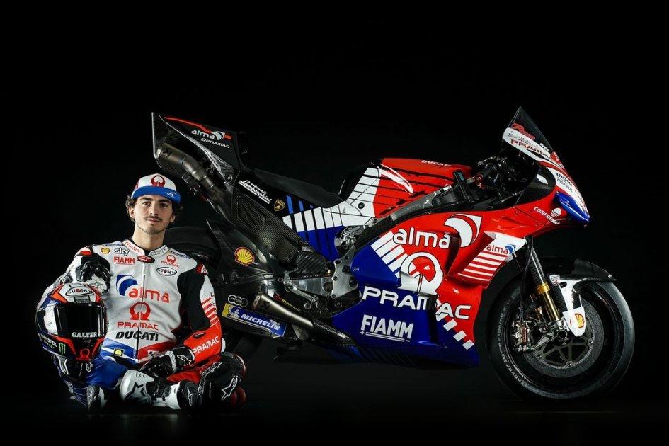 """MotoGP: Bagnaia: """"Il segreto della Ducati è riuscire a stupire"""""""