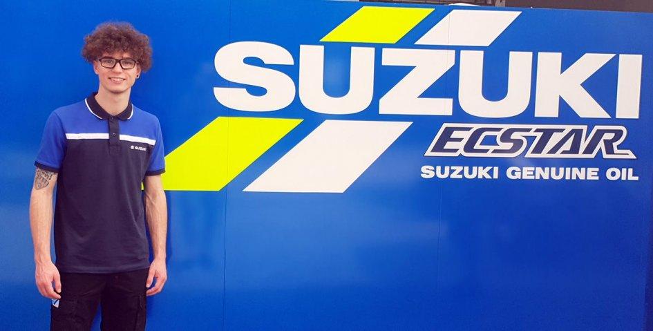 """MotoGP: Bradley Ray: """"La Suzuki GSX-RR? È di un altro pianeta"""""""