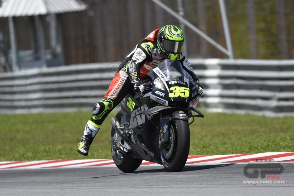 "MotoGP: Crutchlow: ""I've had to learn to ride again"""