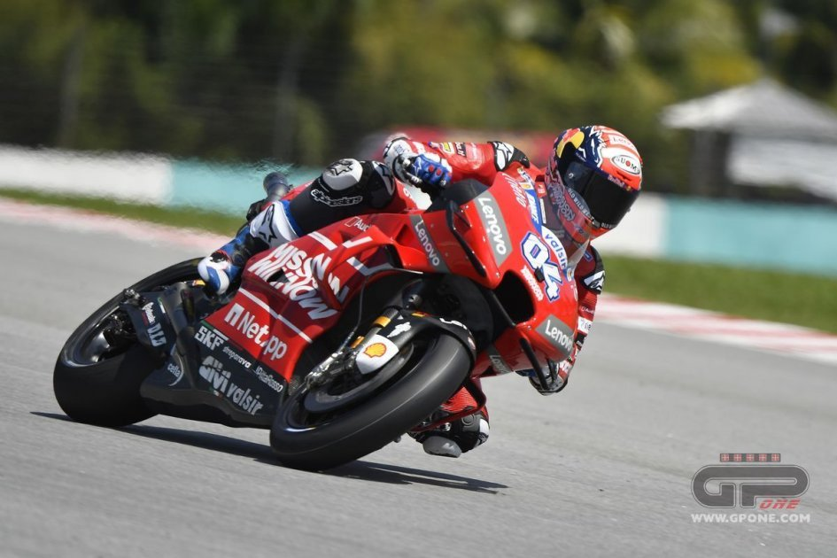 """MotoGP: Dovizioso: """"I have nothing to hide from Petrucci to win."""""""
