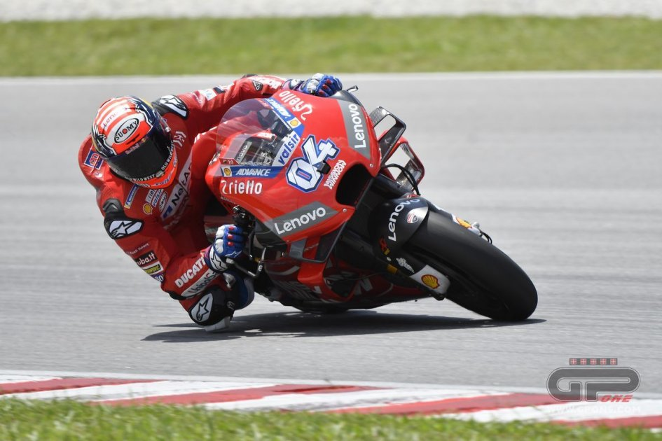 "MotoGP: Dovizioso: ""The tests? Thanks to Pirro, we're not wasting any time"""