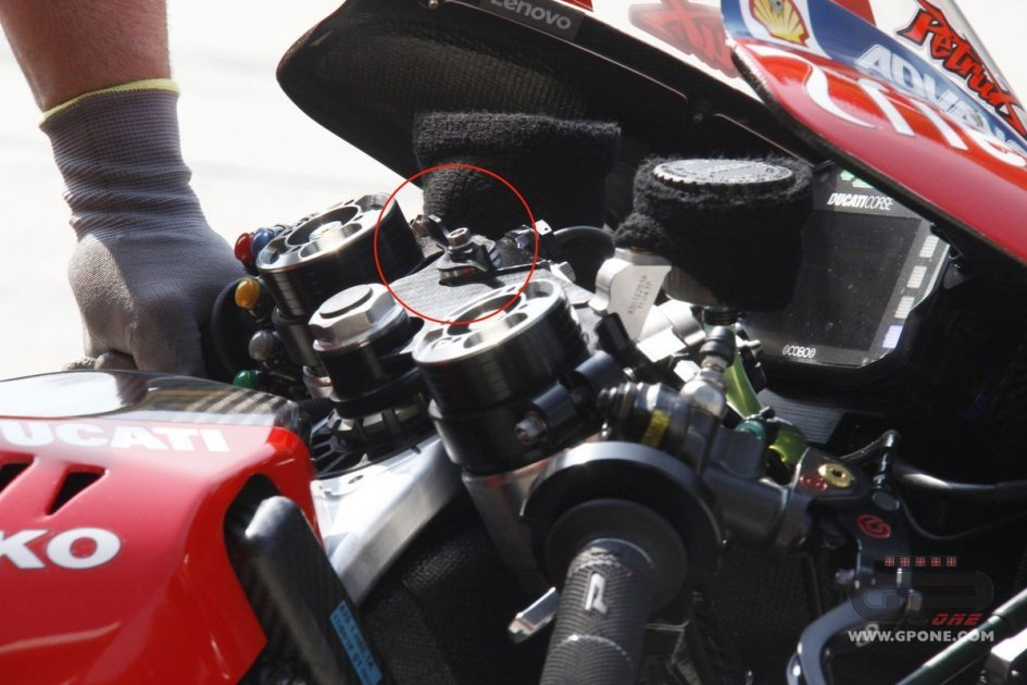 MotoGP: Dall'Igna the plumber and the mystery of the Ducati 'tap'