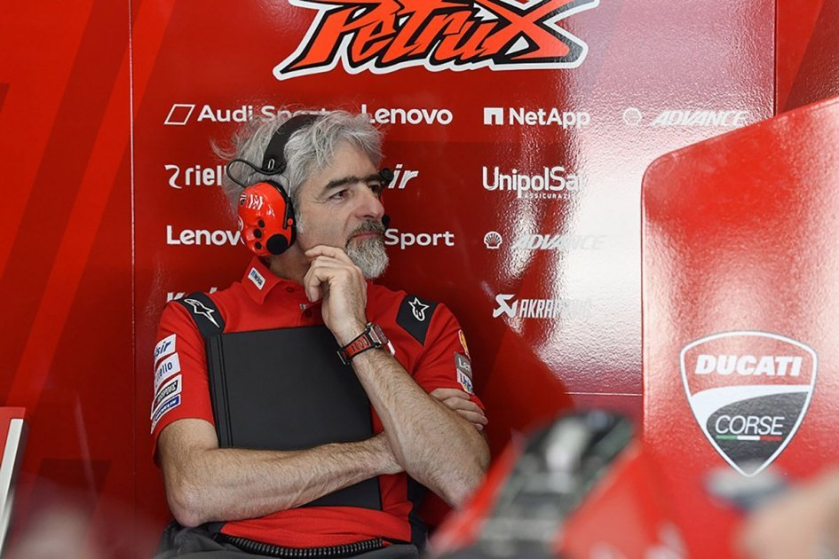 "MotoGP: Dall'Igna: ""Petrucci? I never put a good horse down."""