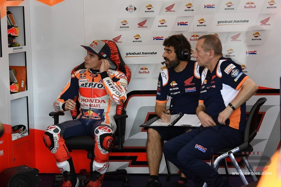 "MotoGP: Marquez: ""Today my shoulder was worse than I expected."""