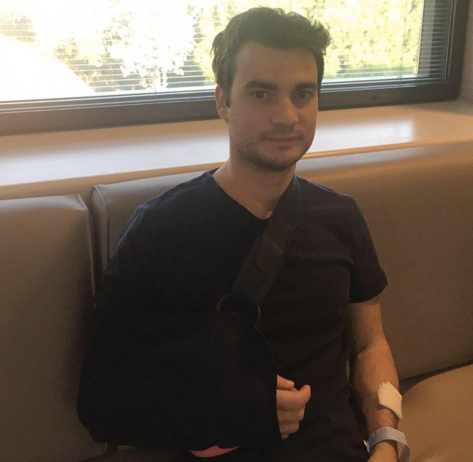 MotoGP: Pedrosa operato alla spalla con 40 milioni di cellule staminali
