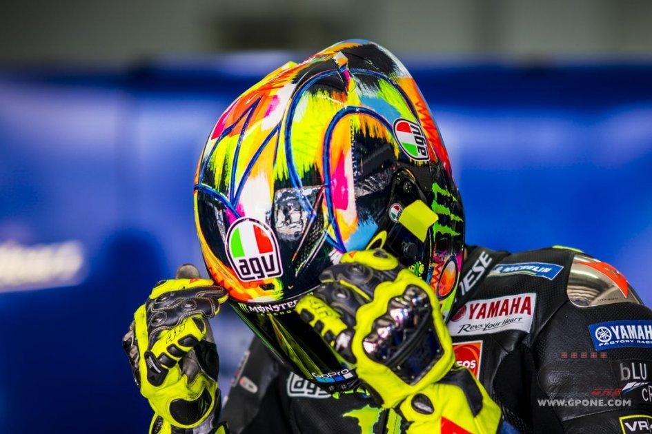 MotoGP: FIM approval for helmets postponed