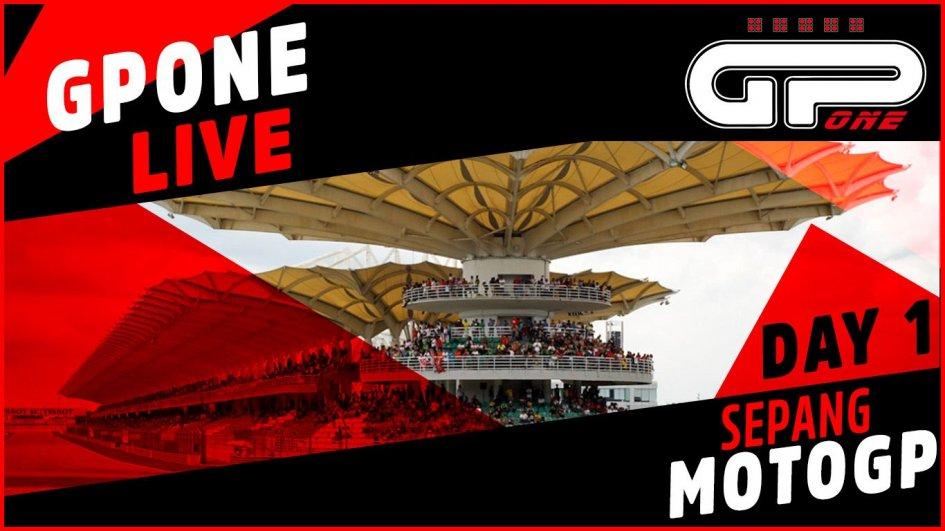 MotoGP: LIVE: diretta da Sepang del primo giorno di test ufficiali MotoGP