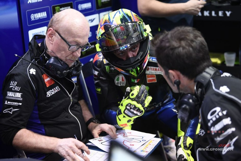 """MotoGP: Rossi: """"It would take a year of work to close the gap"""""""