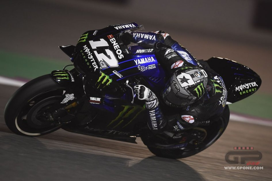 """MotoGP: Vinales: """"Two fundamental days in which to refine the M1"""""""