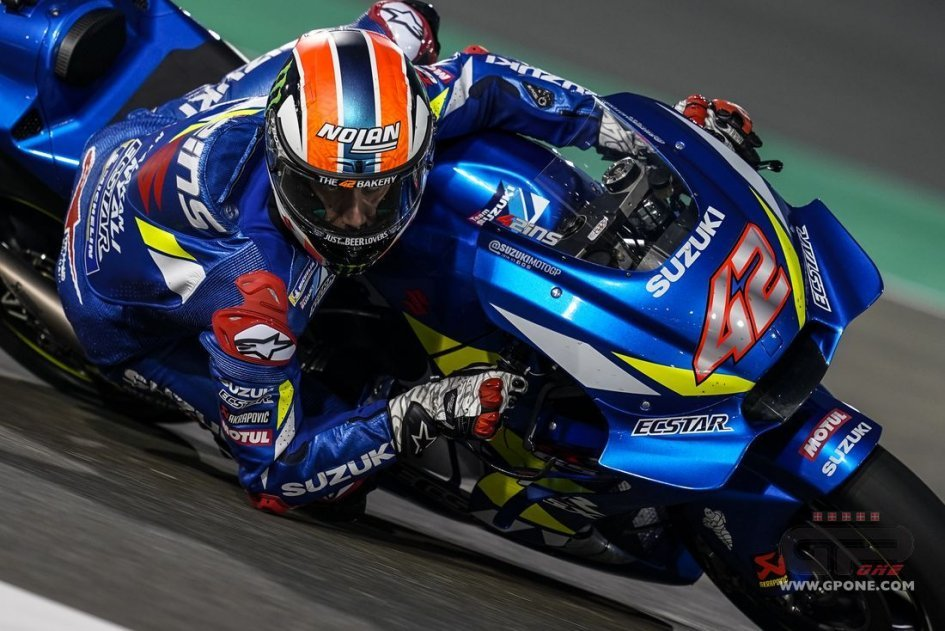 "MotoGP: Rins: ""Winning in Qatar? There are 19 GPs left."""