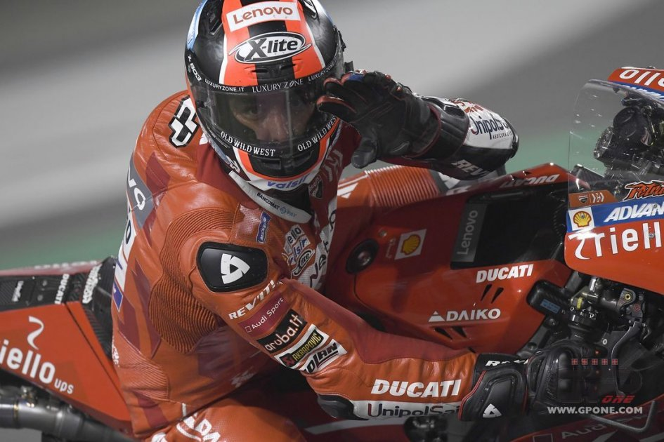 """MotoGP: Petrucci: """"I'm the surprise of the tests? I want to be one in the race."""""""