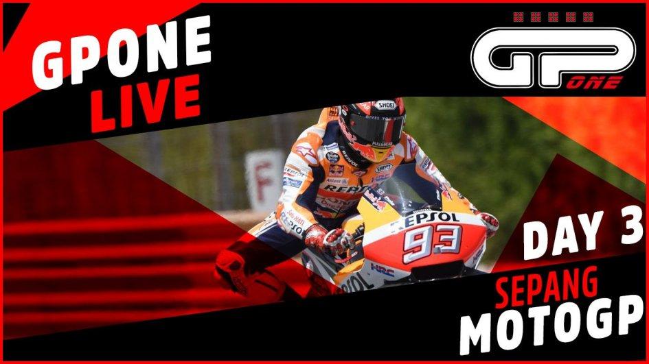 MotoGP: LIVE: diretta da Sepang del terzo e ultimo giorno di test ufficiali MotoGP