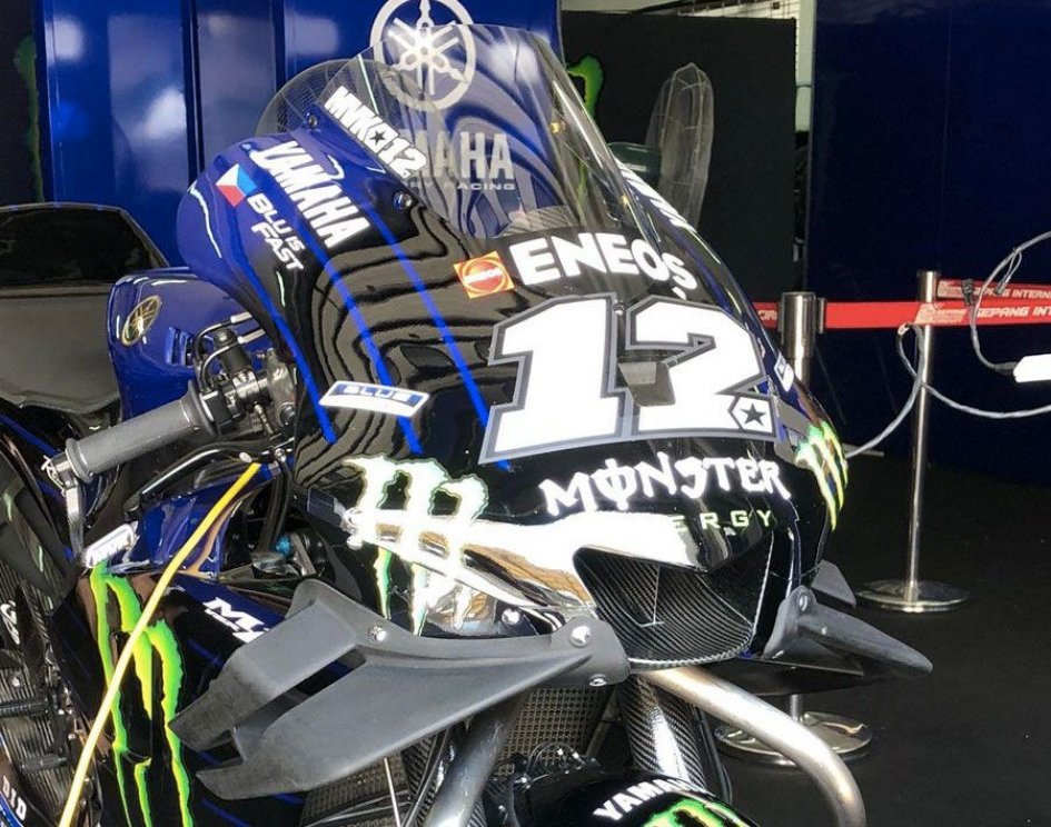 MotoGP: Fairings war: Yamaha responds with the 'triple-wing'