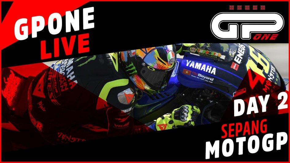 MotoGP: LIVE: diretta da Sepang del secondo giorno di test ufficiali MotoGP