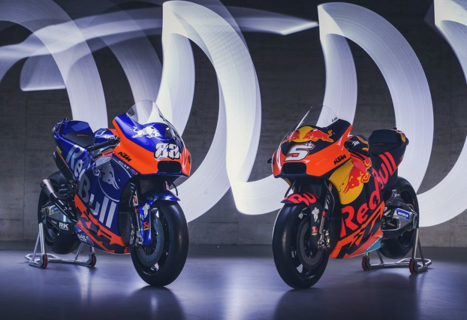 MotoGP: KTM flexes its muscles with the orange fleet for 2019