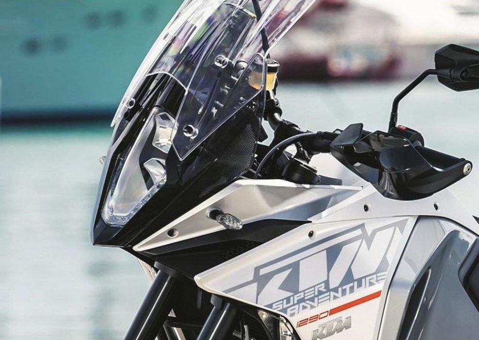 News Prodotto: KTM: richiamo per 1290 Super Adventure m.y. 2015 e 2016