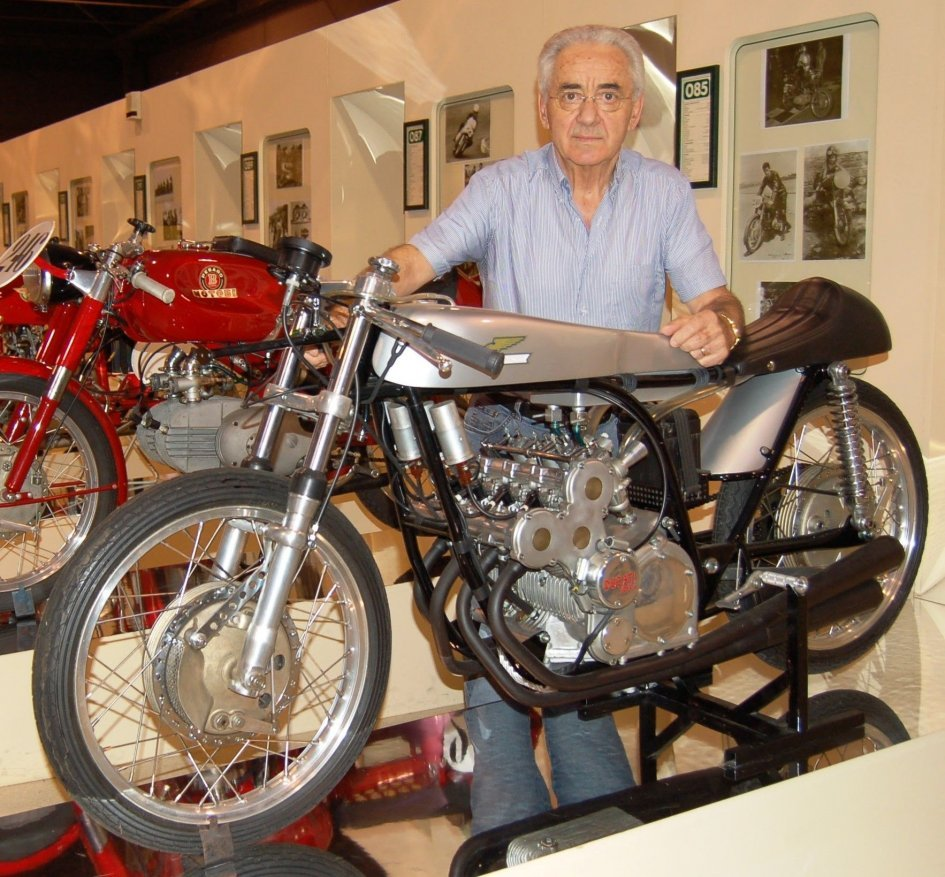 News: Museo Morbidelli in vendita, shock nel mondo delle moto d'epoca