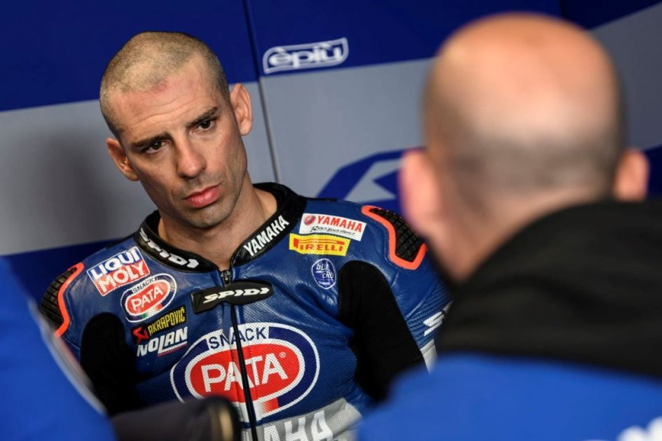 "SBK: Melandri promotes Bautista: ""Alvaro will run his own race, Rea doesn't have his pace"""